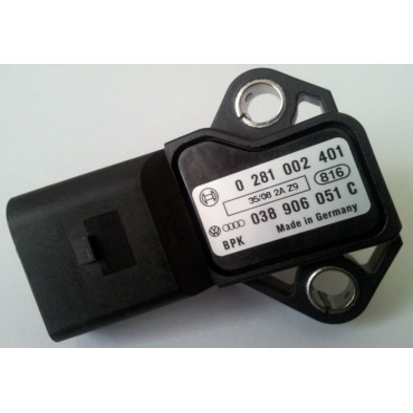 Détecteur / Capteur de pression TDI ref 038906051C / 0281002401 / 0 281 002 401