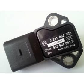 Détecteur / Capteur de pression TDI ref 038906051B / 0281002399 / 0 281 002 399