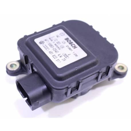 Servomoteur de régulation de la temperature côté conducteur pour Audi A6 ref 4B1820511