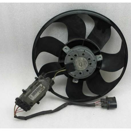 Ventilateur motoventilateur pour Audi A4 / A5 / Q5 ref 8K0959455E / Ref Bosch 0130303315 / 8K0959501E