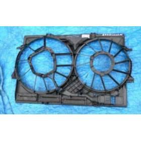Buse / Porte ventilateur / Anneau de guidage d'air pour Audi A4 / A5 / Q5 ref 8K0121003N / 0130706901