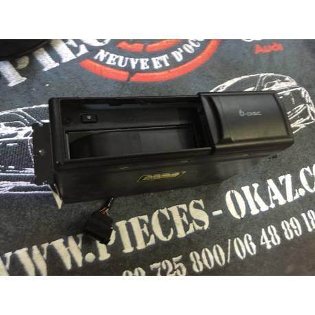 Chargeur cd pour VW New Beetle / Golf 4 / Bora / Sharan / Skoda octavia ref 1J5035111