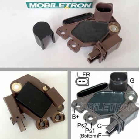 Régulateur pour Alternateur Audi / Seat / VW / Skoda ref 06B903803 / 06B903803A / 06B903803B / 078903803C / 06F903023C