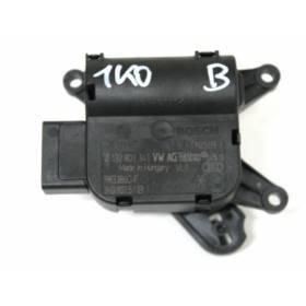 Servomoteur de volet de régulation de température / pour Audi / Seat / VW / Skoda ref 1K0907511B / Ref Bosch 0132801341