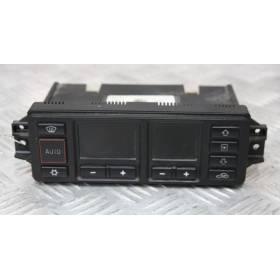 Unité de commande d'affichage pour climatiseur / Climatronic pour Audi A3 8L / A4 B5 ref 8L0820043D / 8L0 820 043 D