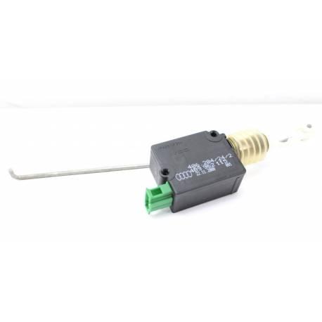 Actionneur de serrure de coffre / Dispositif de réglage pour Audi A3 / A4 / A6 ref 4B9962115