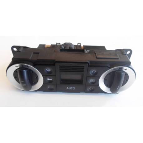 Unité de commande d'affichage pour climatiseur / Climatronic pour Audi TT ref 8N0820043 / 8N0820043A