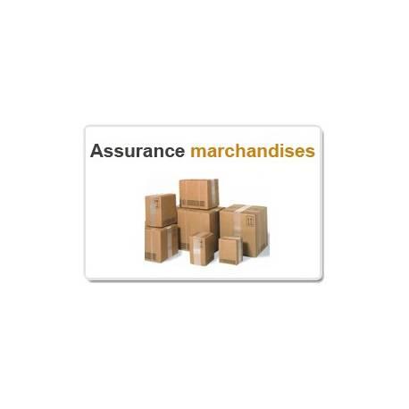 Assurance de transport des marchandises à valeur réelle