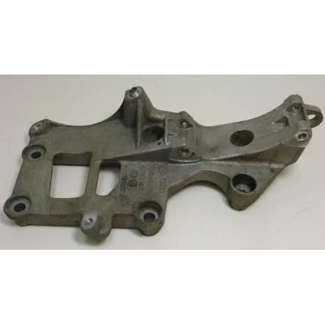 Support compact / pour alternateur et compresseur de clim pour Audi / Seat / VW / Skoda ref 06F903143E