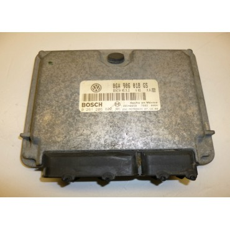 Calculateur moteur pour VW Golf Plus 1L9 TDI 105 cv ref 03G906021HC / Ref Bosch 0281013685