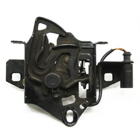 Serrure de capot / serrure de trappe avec contacteur pour VW Passat 3B ref 3B0823509K / 3B0823509L / 3B0823509M / 3B0823509T