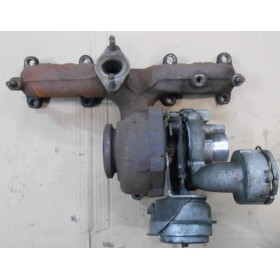 Turbo 1L9 TDI 90 / 105 cv ref 038253016K / 03G253014F / 03G253014FX / 751851-5003s