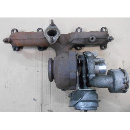 Turbo 1L9 TDI 90 / 105 cv ref 038253016K / 03G253014F / 03G253014FX / 751851-5003s