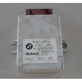 Calculateur de contrôle des feux pour Mini / Bmw ref 61.35-8 383 551 /