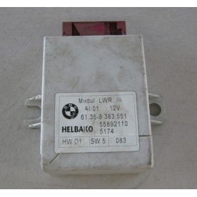 Calculateur de contrôle des feux pour Mini / Bmw ref 61.35-8 383 551 / 61 35 8 383 551 / 61358383551