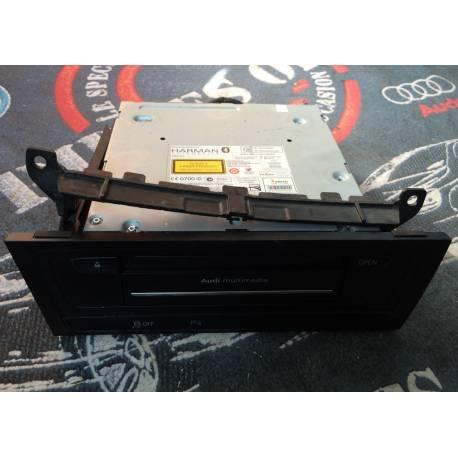 Calculateur Navi multimedia Steuergerät MMI 3G ref 8T1035652G / 8T1035652H / 8T1035652D / 8T1035652DX / 8T1035652HX