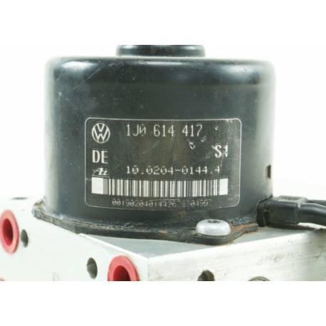 Bloc ABS ref 1J0614417 / 1J0614417A / 1J0614417D / 8N0614417A / 1J0698217A / 1J0614417C / 1J0698417 / 1J0698417A