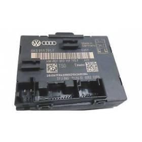 Calculateur commande de portes pour Audi Q5 ref 8K0959795F