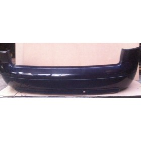 Pare-chocs arrière pour Audi A6 berline avec radars de recul coloris bleu nuit LZ5L ref 4B5807301AG / 4B5807301AG 7DL