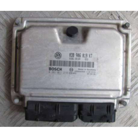 Calculateur moteur 038 906 019 KT