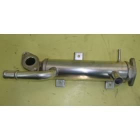 Refroidisseur des gaz d'échappement avec clapet / Vanne EGR pour 1L9 TDI ref 038131513AD / 038131512H