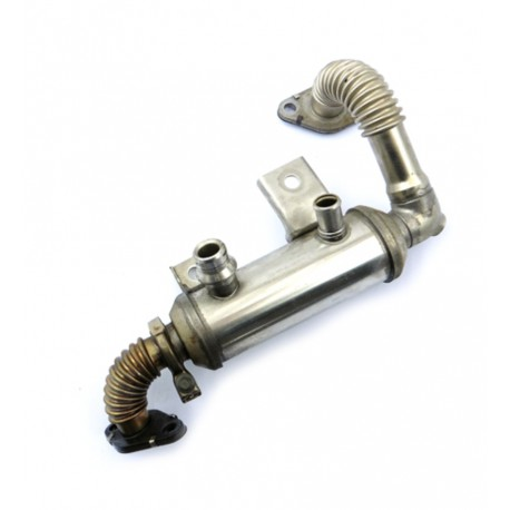 Refroidisseur pour recirculation des gaz d'échappement pour Ford Focus / C-Max 1L8 TDCI ref 4m5q-9f464-b1c