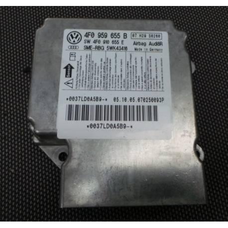 Calculateur d'airbag pour Audi A4 B7 ref 8E0959655G / 0285001668 / 0 285 001 668