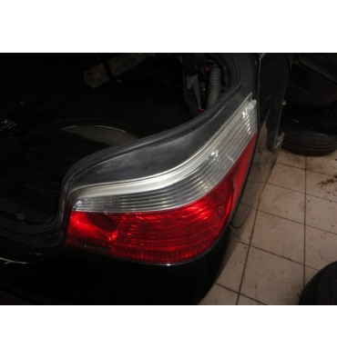 Tail-light passenger side for BMW E60 Saloon car