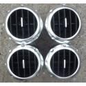 Aérateur / Grilles de ventilation pour VW Golf 5 / Jetta ref 1K0819728J / 1K0819728H 1QB