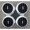 Aérateur / Grille de ventilation en aluminium pour audi TT 8N ref 8N0820901A / 8N0820901A 23J