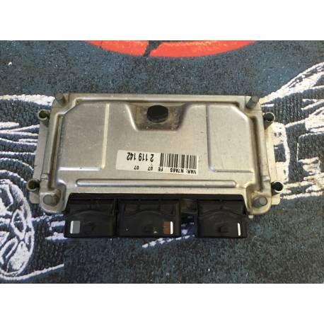 Calculateur injection pour Peugeot / Citroen ref 96 507 434 80 / 9650743480 / 0261S04547 / 0 261 S04 547