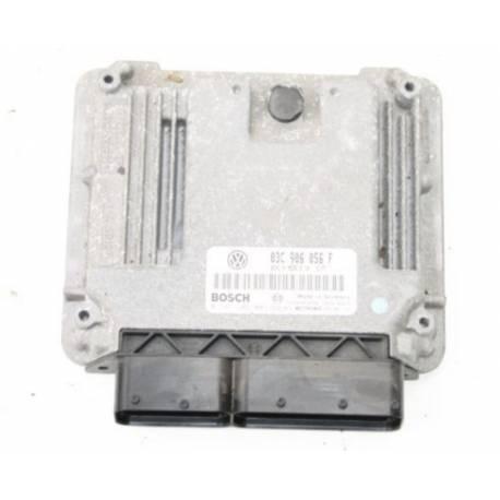 Calculateur moteur pour VW Touran 1L6 TSI ref 03C906056F