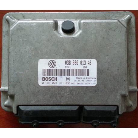Injection engine for Seat Ibiza / Cordoba 1L9 SDI ref 038906013AB / 0281001911