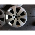 4 jantes d'origine en 16 pouces sans pneus pour Audi A3 8P ref 8P0601025A Z17 / 8P0601025EK