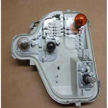 platina portalámparas trasera pasajero para Audi A3 8P ref 8P0945258