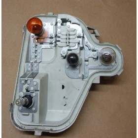 Back bulb platinium driver for Audi A3 8P ref 8P0945257 / 8P0945257A