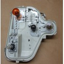 Platine porte ampoule arrière conducteur pour Audi A3 8P ref 8P0945257 / 8P0945257A