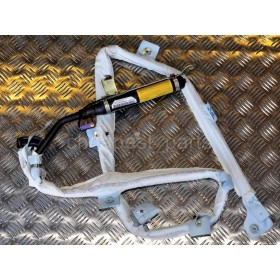 Airbag de cortina/ módulo de bolsa de aíre de cabeza en la parte derecha pasajero para Audi A3 8P sportback ref 8P4880742B / 8P4