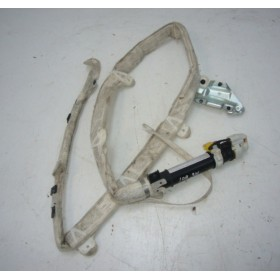 Airbag curtain / Inflatable bag unit of head driver's left side for Audi A6 4B Break ref 4B9880741