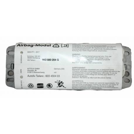 Airbag volante / modulo de bolsa de aire para VW Golf / Jetta / Eos / Scirocco ref 1K0880204G / 1K0880204H