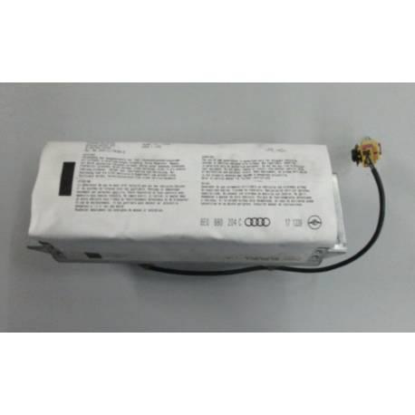 Airbag for passenger / Unit of inflatable bag for Audi A4 ref 8E0880204B / 8E0880204A / 8E0880204C / 8E0880204E