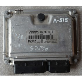 Engine control / unit ecu motor for Audi A6 2L5 V6 TDI 180 cv ref 4B2907401B / 0281010098
