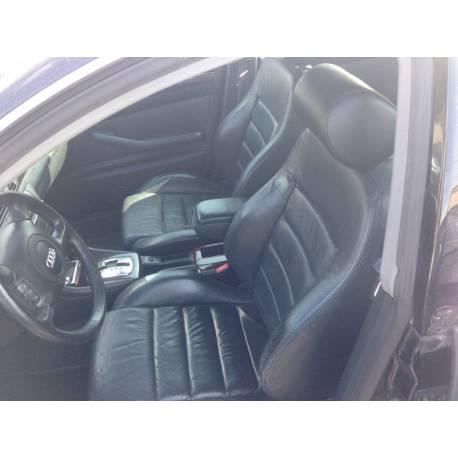 Intérieur cuir noir pour Audi A6 Berline type 4B