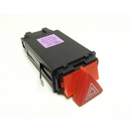 Bouton feu de détresse / Warning pour Audi A6 4B ref 4B0941509C / 4B0941509D / 4B0941509K