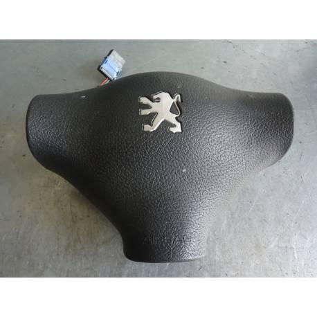 Airbag volant / Module de sac gonflable pour Peugeot 206 ref 96257484ZR