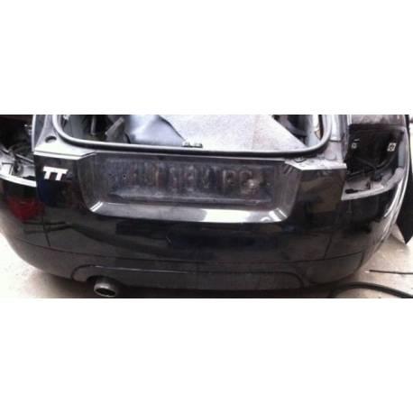Pare-chocs arrière pour Audi TT 8N coloris noir LY9B ref 8N0807511 / 8N0807511 GRU