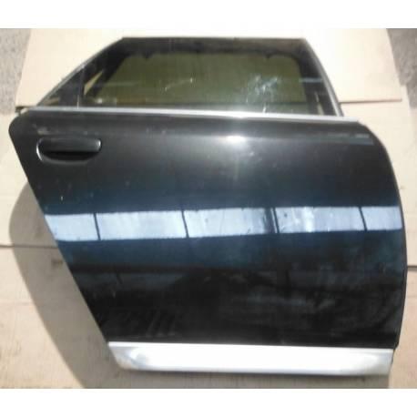 Porte arrière droite passager coloris noir LZ9W pour Audi A6 4Z Allroad 4Z7833052