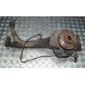 Fusée cache roulement avant conducteur pour VW Passat / Audi A4 / A6 / Skoda Superb ref 8D0407257S / 8D0407257AC / 8D0407257AL