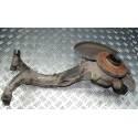 Fusée cache roulement avant passager pour VW Passat / Audi A4 / A6/ Skoda Superb ref 8D0407258AM