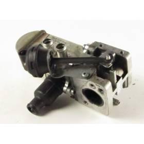 Cooler for gas recirculation / Flap of regulation for Audi / VW ref 059131511G / 059131063J